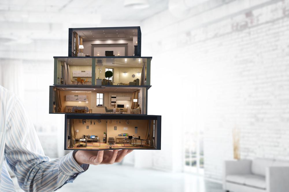 Construction immobilière : faire la différence entre le plan 2D et 3D
